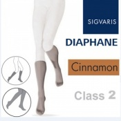 Sigvaris Diaphane Calf Class 2 Cinnamon Compression Stockings