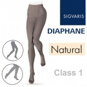 Sigvaris Diaphane Class 1 Natural Compression Tights