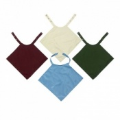 Napkin Style Dignified Adult Aprons
