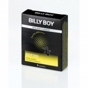 Billy Boy 'Dotted' German Made Condoms