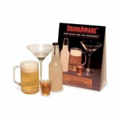 Drink Aware Display Alcohol Educational Aid