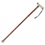 Drive Medical Copper Glow and Go Folding Walking Stick