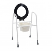 Drive Medical - Sackville Raised Toilet Seat & Frame