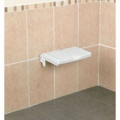 Wall Mounted Drop Down Shower Seat