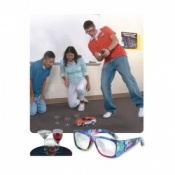 Drunk and Dangerous Package With Glasses Alcohol Educational Aid