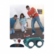 Drunk and Dangerous Package With Goggles Alcohol Educational Aid