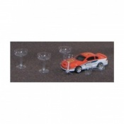 Drunk and Dangerous Remote Control Car Alcohol Educational Aid