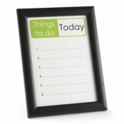 Dry-Wipe To Do Reminder Frame