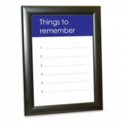 Dry-Wipe To Remember Reminder Frame
