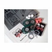 DW Eyes Game Kit With Glasses Alcohol Educational Aid
