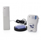 Easy Press Jelly Switch And Alarm Pager Kit