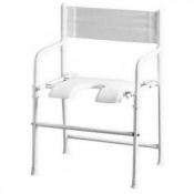 Etac Rufus Folding and Height Adjustable Shower Chair
