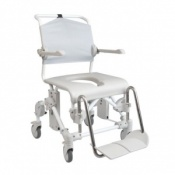 Etac Swift Mobile 160 Shower Chair with Bucket Holder