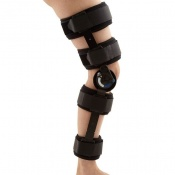 EZ ROM Cool Knee Brace