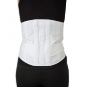 Ladies Fabric Lumbar Support