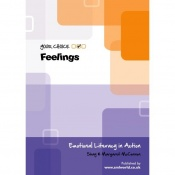 Feelings Awareness Emotional Literacy Workbook