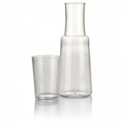 Find Dining Unbreakable Carafe and Glass Tumbler