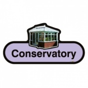 Find Signage Dementia Conservatory Sign