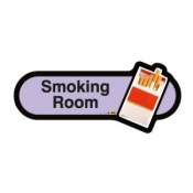 Find Signage Dementia Smoking Room Sign