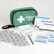 Steroplast Vehicle First Aid Kit Bag