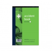 First Aid Accident Record Book