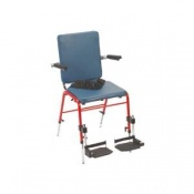 Footrests for the First Class Adjustable Paediatric Chair