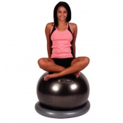 FitBALL Inflatable Exercise Ball Holder