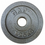 Fitness-Mad 25.4mm Barbel Plate