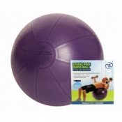 Fitness-Mad Studio Pro 500kg Swiss Ball & Pump