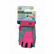 Fitness-Mad Women's Pink Cross Training Gloves