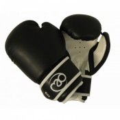 Fitness-Mad Junior Synthetic Leather Sparring Gloves