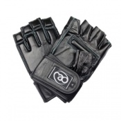Fitness-Mad Leather Pro Grappling Gloves