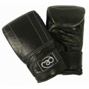 Fitness-Mad Leather Pro Bag Mitt