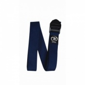 Yoga-Mad Long Blue Belt Cinch