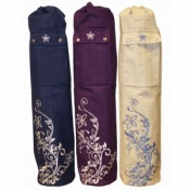 Yoga-Mad Wildflower Yoga Mat Bag