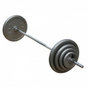 Fitness-Mad 25.4mm Straight Bar