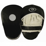 Fitness-Mad Curved Synthetic Leather Focus Pads