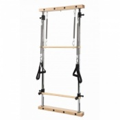 Align Pilates Wall Unit with Adjustable Barrel Bar