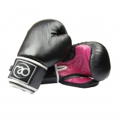 Fitness-Mad Womens Leather Pro Sparring Gloves
