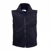 Weighted Therapy Fleece Waistcoat Jacket