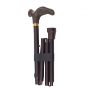 Folding Relax Grip Cane for Left Hand
