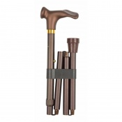 Folding Relax Grip Cane for Right Hand