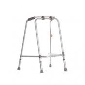 Folding Walking Frame (available with Wheels)