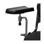 Fully Adjustable Phlebotomy Armrest for Bristol Maid Treatment and Examination Couches