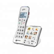 Geemarc AmpliDECT 595 Photo Amplified Cordless Phone