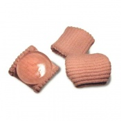 GelSmart 20mm Gel Toe Pads