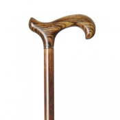 Gents' Acacia Classic Derby Walking Cane