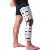 Genutec Long and Short Post Operative Knee Brace
