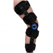 Telescopic Post-Operative ROM Knee Brace
