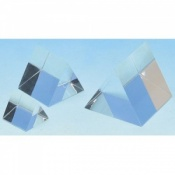 Clear Glass Equilateral Prism